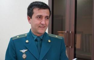 Кун қаҳрамони: Майор Азизбек Азимов